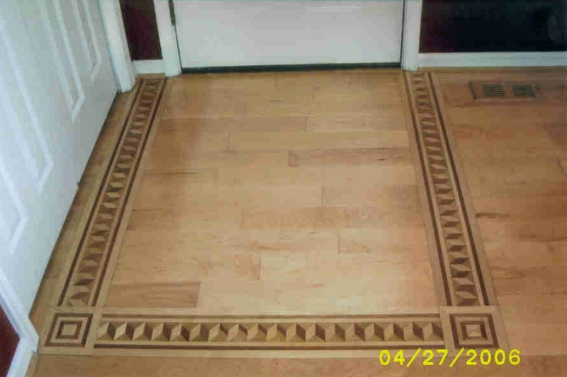 Thomey 39 s hardwood floors serving maryland the Hardwood floor designs borders